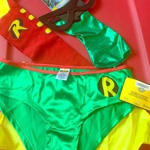 Woman's Costume Robin set